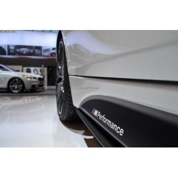 Наклейки боковых порогов M Performance BMW F30