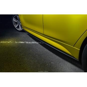 Накладки боковых порогов BMW F30/F31 M Performance